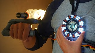 How to make the Real Iron Man Arc Reactor that Working