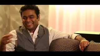 A.R.Rahman on OK Kanmani