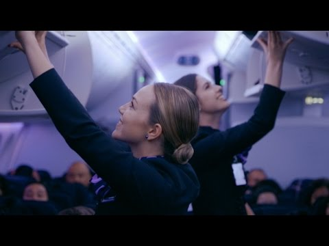 #AspireToFly: Air New Zealand Cabin Crew & the Adventure of Life Above the Clouds