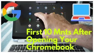 Just Bought A Chromebook? How to Setup & Few Things Need to Know | Get Started with A New Chromebook