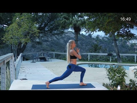 Yoga Workout for Buttocks - Yoga for Glutes - Yoga Poses for Bigger Buttocks