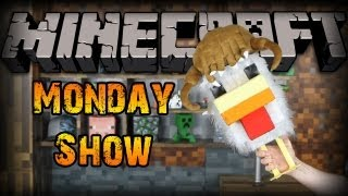 Let's Play Killers & Great Downloads! - Minecraft Monday Show 104