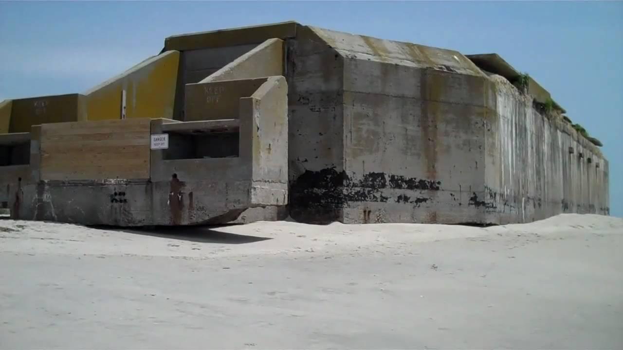 Abandoned World War Ii Bunker Cape May Nj Youtube