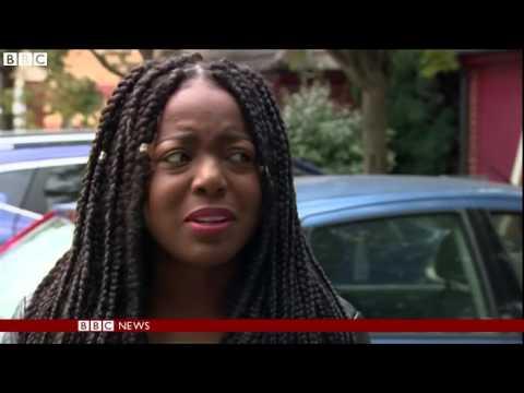 BBC News Walthamstow family 'believed to be Syria bound'