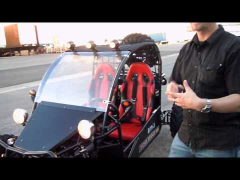 BMS 400cc Sand Sniper Review - 400cc Go Kart for Sale - BMS Dune Buggy 2 of 2