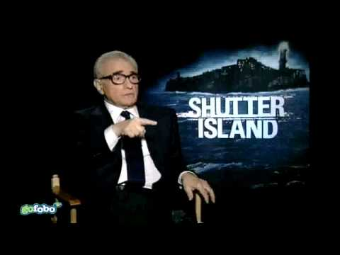 Shutter Island Interview with Martin Scorsese