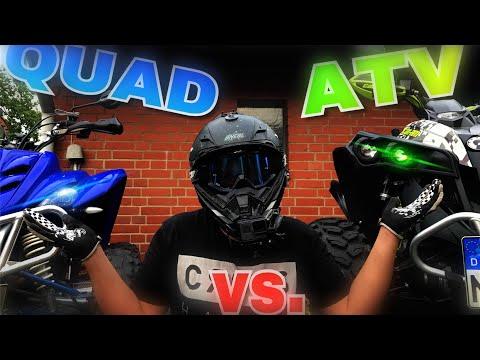 QUAD oder ATV ? | Was ist besser?