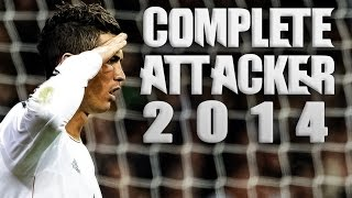 Cristiano Ronaldo Complete Attacker 2014 HD