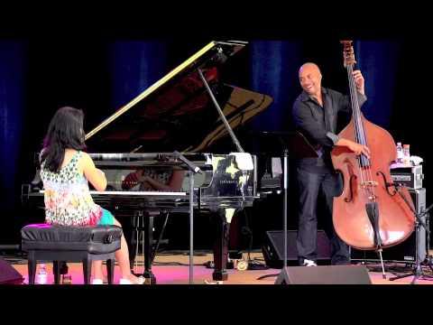 Helen Sung Trio Live at the Litchfield Jazz Festival