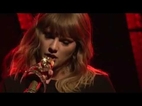 Taylor Swift - ...Ready For It?(Live on SNL)