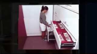 Athletic Storage   High Density Shelving   Storing Sports Equipment