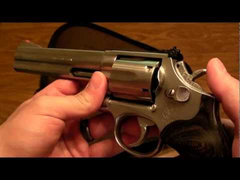 Smith & Wesson Model 686 .357 Magnum Revolver - Part 1