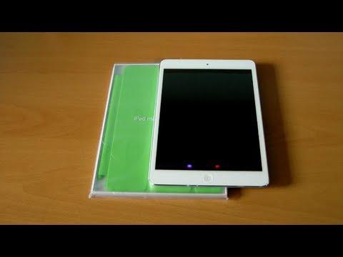 Green Smart Mini Smart Cover Green