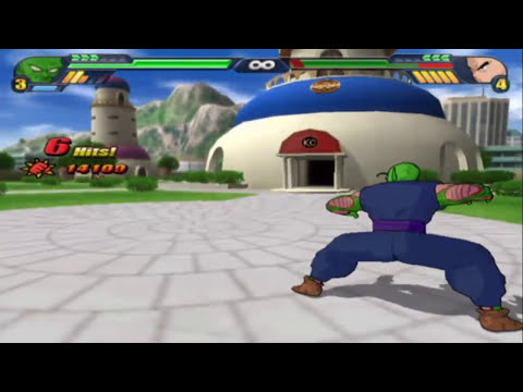 Dragon Ball Z Budokai Tenkaichi 3 (Wii) All Ultimate Attacks (720p HD)