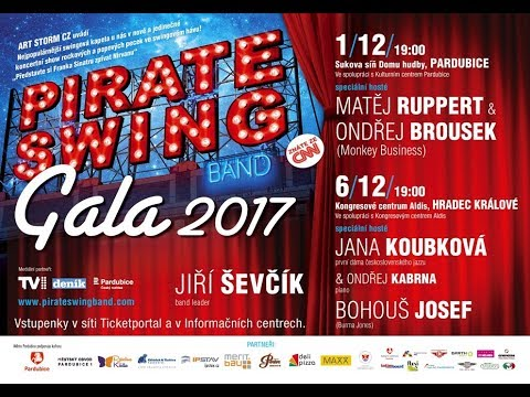 PIRATE SWING Band Gala 2017 - TV spot