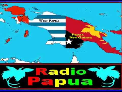 Music From West Papua ( Reggae Nuigini 2012 ) Spirit Of Freedom. video