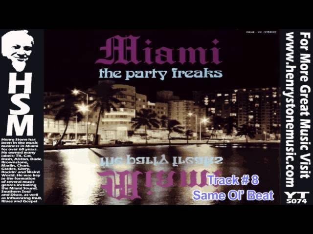 Same Ol' Beat - Miami