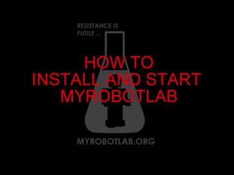 MyRobotLab HowTo Download & Install Tutorial