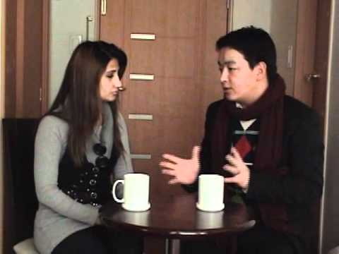 Anju Panta Interview In Korea video