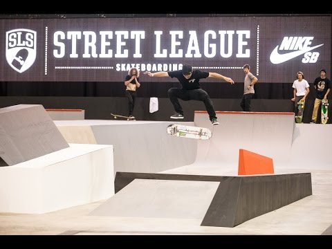 Monster Energy: Street League Chicago 2014