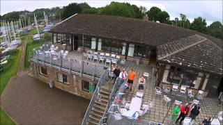 Rutland Sailing Club Aerial Video DJI Phantom 2 Vision