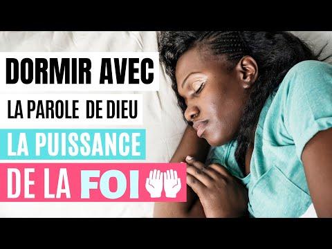 Le Pourvoir de la Foi - Versets Bibliques puissants pour Dormir, avec Music