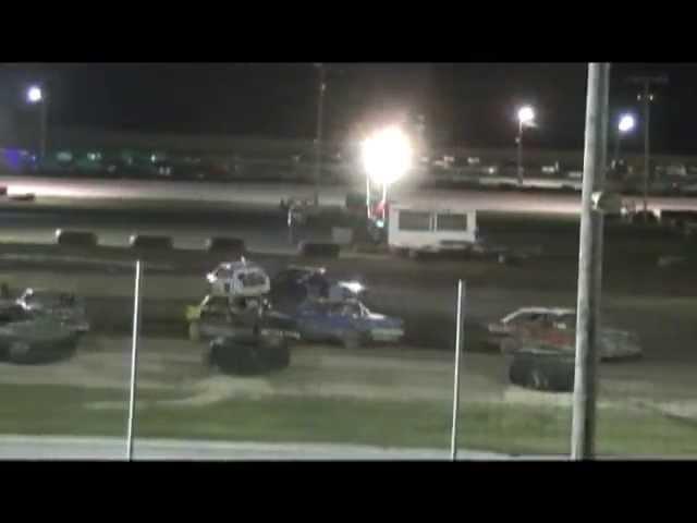 Baer Field Derby - Compact Heat - 2013