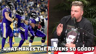 What Makes The Ravens So Good?