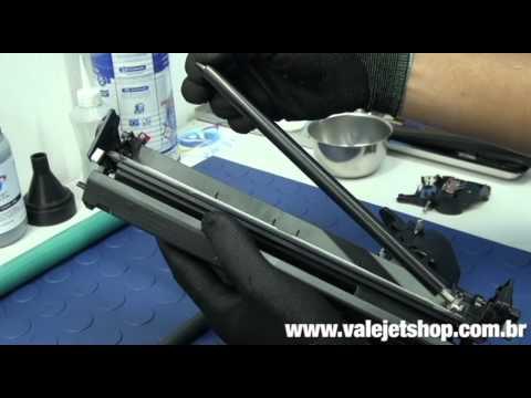 Vídeo Recarga Toner HP CE505A   05A   P2035   P2055DN - Vídeo Aula Valejet.com