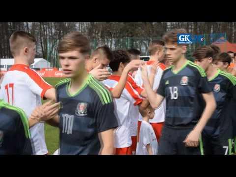 Polska - Walia W Szczecinku