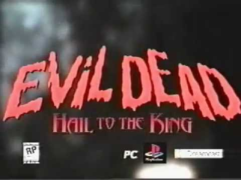 Evil Dead - Hail To The King!  Preview Trailer for Sony Playstation