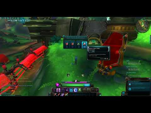 WildStar beta: Rescue OP: Black Hood Operatives soldier path quest
