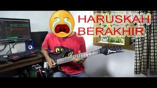 Download Lagu Haruskah Berakhir l Guitar Cover By Hendar l Gratis STAFABAND