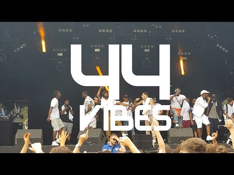 Geko brings out NSG to perform 'Yo Darling' at Wireless 2017