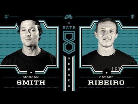 Carlos Ribeiro Vs Morgan Smith: BATB8 - Round 1