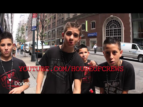 ICONic Boyz - freestyle, talk about Good Day NY, prep for Hip Hop International 2011 & ICONiacz!