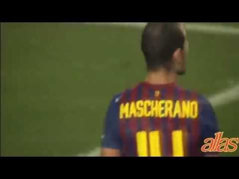 Javier Mascherano Tackles