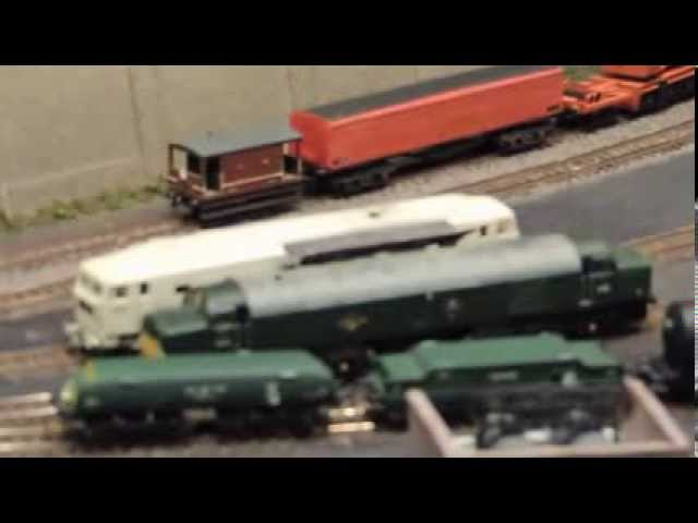 Model Railway Show - Hornby Great Electric Train Show 2013