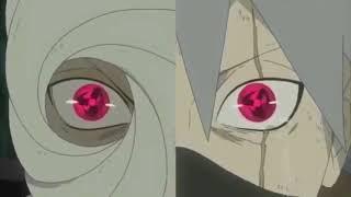 Kakashi Kills Rin & Obito Goes Berserk