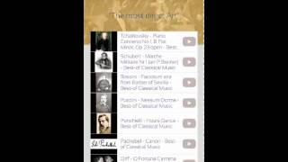 Classical Music, Classical Songs, The Best Classical Music, Classical Music App