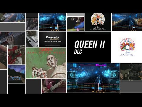 Queen Song Pack II - Rocksmith 2014 Edition Remastered DLC MP3