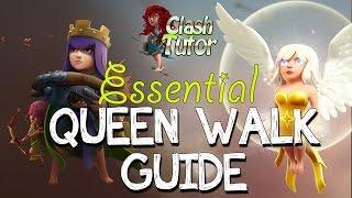 Clash of Clans Essential Queen Walk Queen Healer Guide