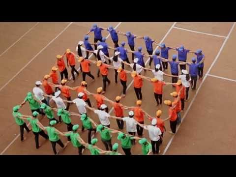 Maharashtra Navnirman Sena (mns) Formation Dance video