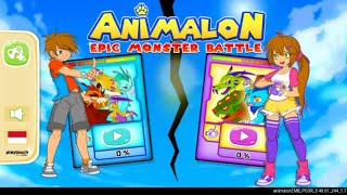 Animalion Epic Monster Battle Android Gameplay HD