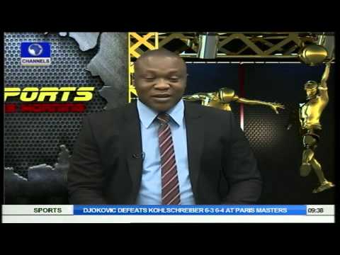 Nigeria Likely to Miss Out On Weightlifting Championship PT1