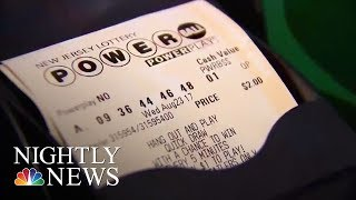 Powerball Jackpot Soars To $700M | NBC Nightly News