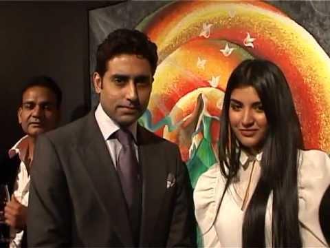 Abhishek Bachchan Loves Salman Khan's Painting