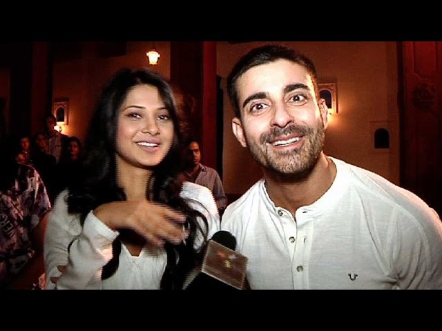 Jennifer & Gautam In An Exclusive Chat With India-Forums