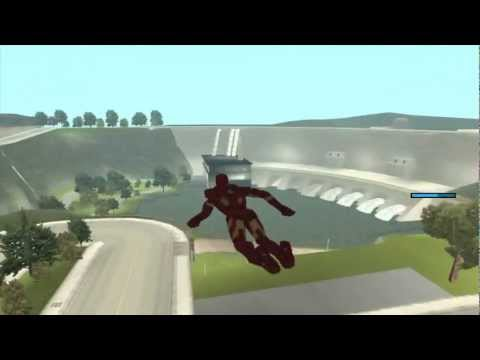 Iron Man 2 MOD - San Andreas [DOWNLOAD]