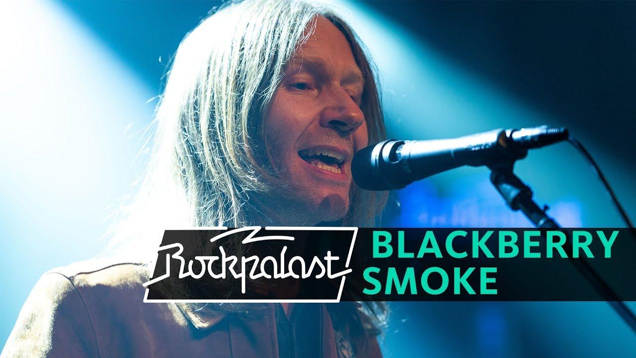Blackberry Smoke - ドイツ「Crossroads Festival 2018」フルライブ映像88分を公開 thm Music info Clip